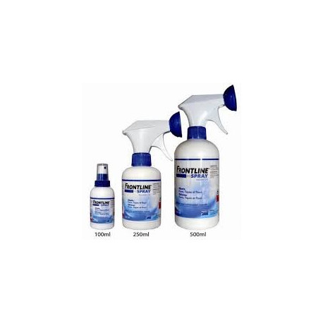 Frontline  spray insecticide