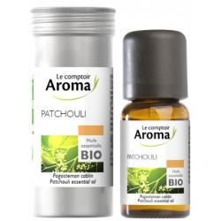Patchouli Huile Essentielle Bio 5 ml Aroma