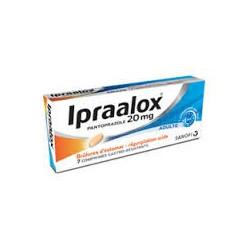 Ipraalox 20 mg  7 comprimés