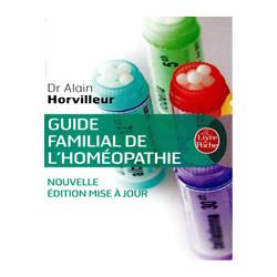 Guide familial de l'homéopathie  Livre de Alain Horvilleur