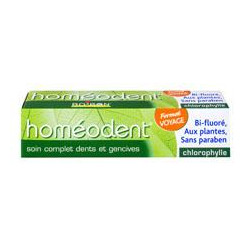 Homéodent Dentifrice Soin complet Format voyage