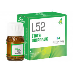 L52 solution buvable 30 ml Lehning