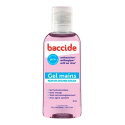 Baccide rose gel antibacterien sans rinçage 75 ml