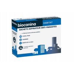 Ecologis aspirateur 3 sachets Biocanina