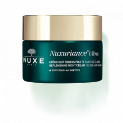 Nuxuriance Ultra Crème Nuit Pot 50 ml Nuxe