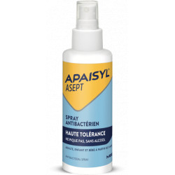 APAISYL Asept spray  antiseptique 100ml