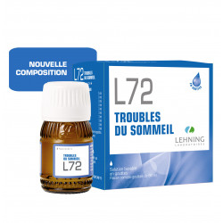 L72 solution buvable 30 ml Lehning