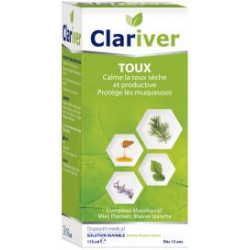 Clariver solution buvable adulte 175ml Cooper