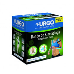 Bande de Kinésiologie 5m x 5 cm Urgo