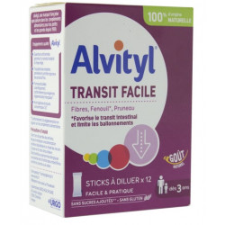 Alvityl Transit Facile 12 sticks à diluer