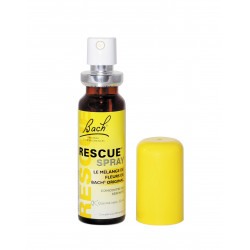 RESCUE Spray 20 ml Mélange de 5 Fleurs de Bach