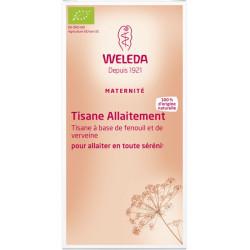 Tisane Allaitement Bio Weleda
