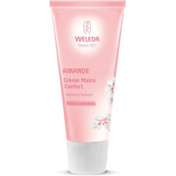 Crème mains Confort à l'Amande Weleda