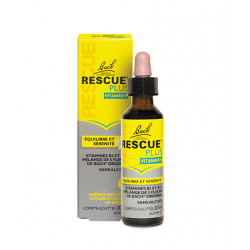 RESCUE Plus Vitamines Compte-gouttes