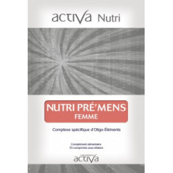 Activa Nutri Pre'mens femme