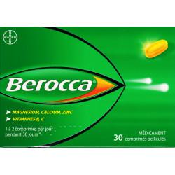 Berocca 30 comprimés