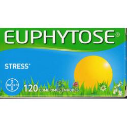 Euphytose comprimés boite de 120