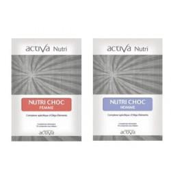 Activa Nutri CHOC Homme & Femme comprimés