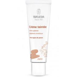 Crème visage teintée  WELEDA