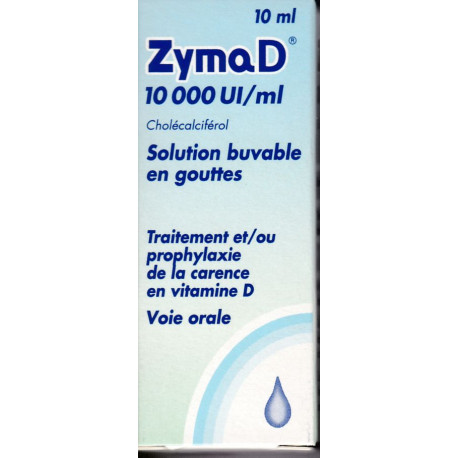 ZymaD 10000UI pour 1ml solution
