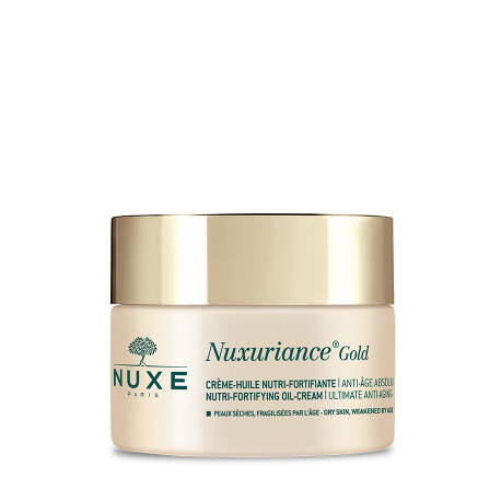 Nuxuriance Gold Crème-huile nutri-fortifiante NUXE