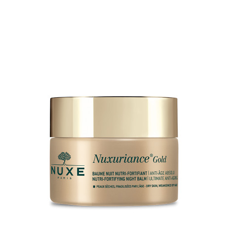 Baume Nuit Nutri-Fortifiant Nuxuriance gold NUXE