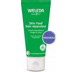 Soin réparateur skin food Weleda
