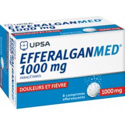 EfferalganMed 1000 mg comprimés effervescents
