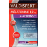 Valdispert Mélatonine 4 actions 1,9 mg capsules