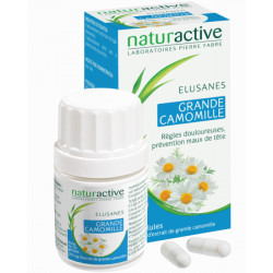 GRANDE CAMOMILLE Naturactive 30 gelules