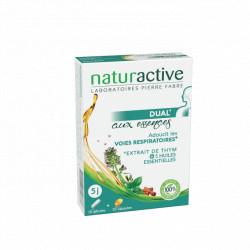 DUAL aux essences Thym+ Huiles essentielles Naturactive