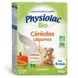 Physiolac Céréales Bio  200g