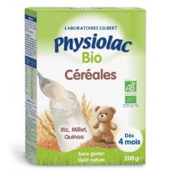 Physiolac Céréales Bio