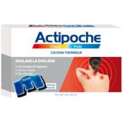 Actipoche Chaud-Froid Cervicales et Trapèzes