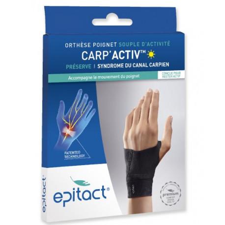 Orthèse Poignet souple d'activité Carp'Activ Epitact