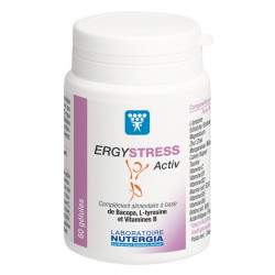 ErgyStress Activ 60 gélules Nutergia