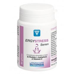 ErgyStress Seren 60 gélules Nutergia