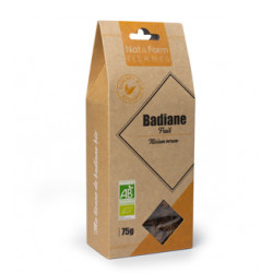 Badiane Bio 75 g Nat&Form