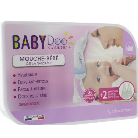Mouche Bébé Babydoo cleaner MX-20