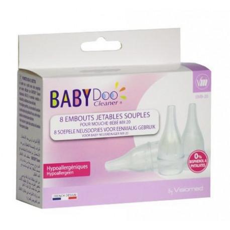Embouts jetables pour Mouche bébé Babydoo cleaner MX-20