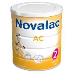 Novalac AC 2ème âge 800 g