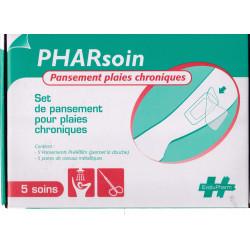 Set de pansement Plaies chroniques PHARsoin