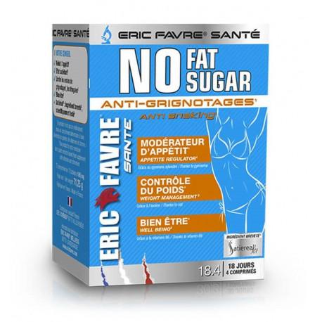 Coupe Faim No Fat No Sugar comprimés
