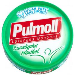 PULMOLL Verte pastilles