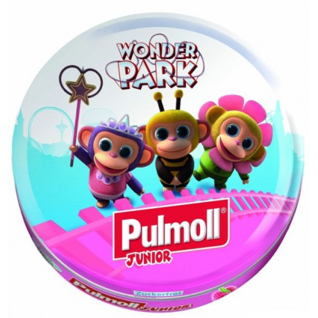 Pulmoll junior wonder park à la framboise