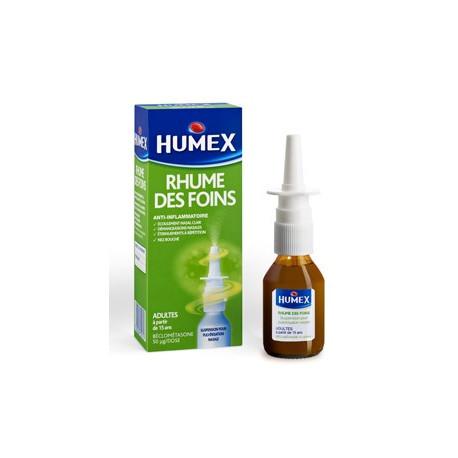 humex pulv risation nasale anti inflammatoire rhume des foins. Black Bedroom Furniture Sets. Home Design Ideas