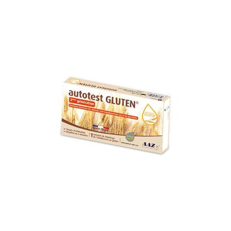 Autotest Gluten AAZ 2ème génération