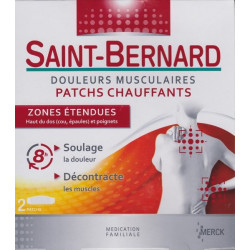 Saint Bernard  patch zone étendue par 2