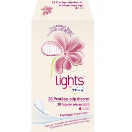 Protège-slip discret Lights by TENA