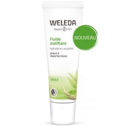Fluide matifiant du laboratoire  Weleda